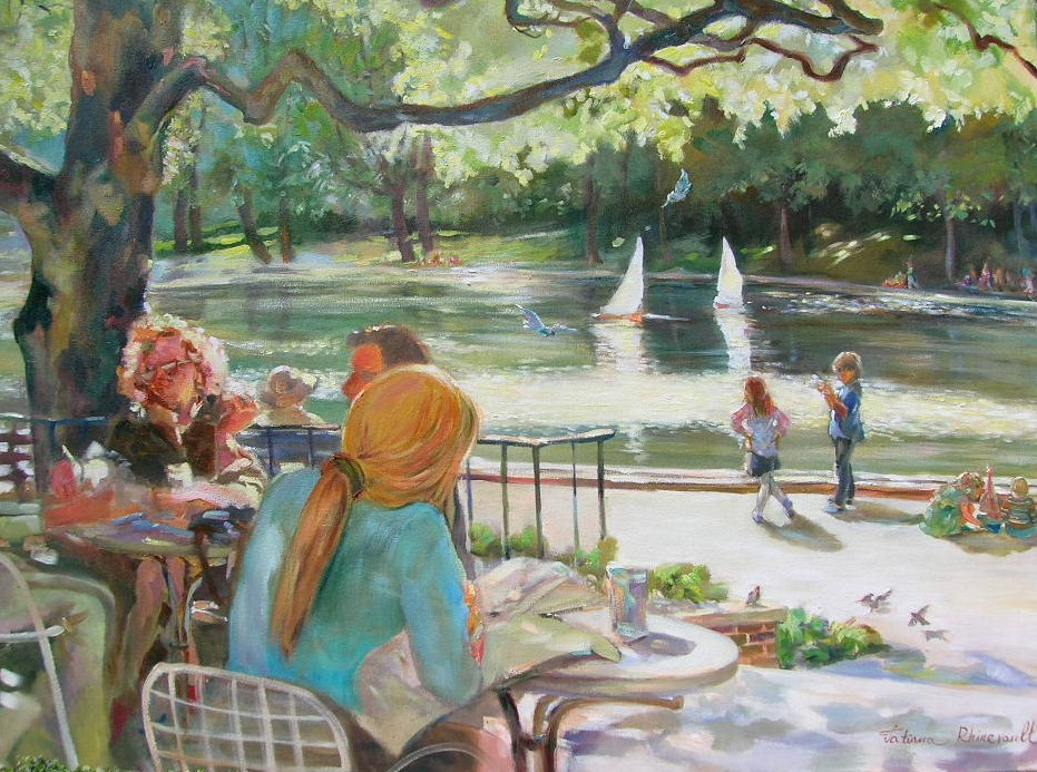 Central Park 2007 by Tatiana Rhinevault - Click for Details